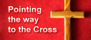 pointing-to-the-cross